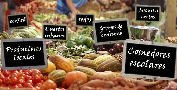 Feria de la Ecored: Soberanía Alimentaria