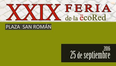 XXIX Feria de la ëcoRed y II Feria del Movimiento de Transición de Salamanca