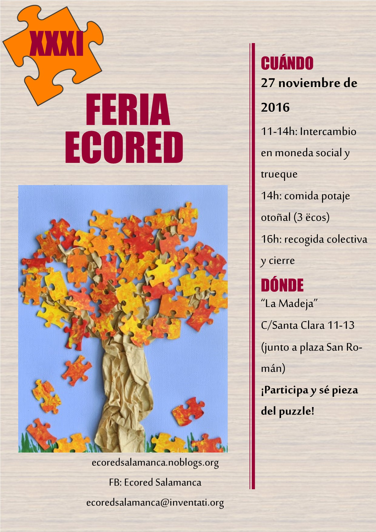 cartel-31-feria-ecored-nov16