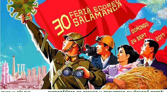 30 Feria de Ecored Salamanca
