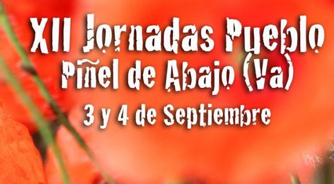 """XII Jornadas Pueblo"""